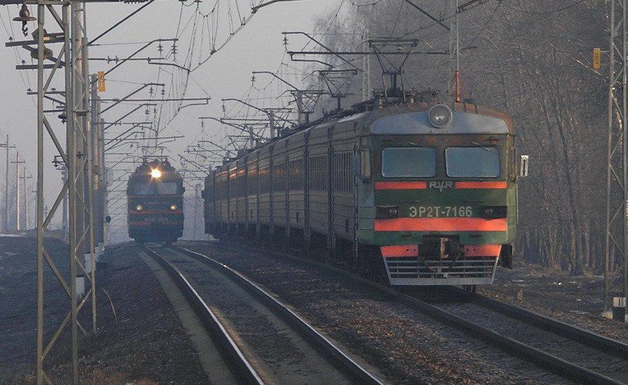 Схема Северо-Кавказской железной дороги
