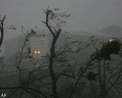 Шквал оставил несколько районов Сочи без света