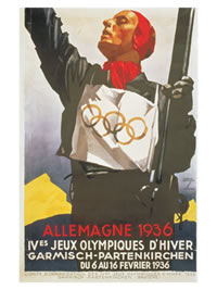 1936 Зимние олимпийские игры