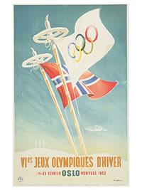 1952 Зимние олимпийские игры