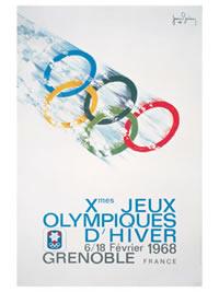 1968  Зимние олимпийские игры