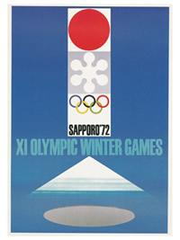 1972 Зимние олимпийские игры