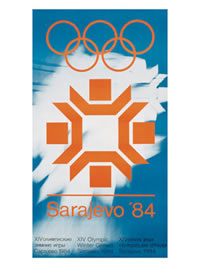 1984 Зимние олимпийские игры