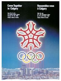 1988 Зимние олимпийские игры