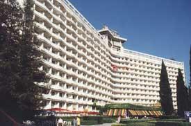Нацбизнесбанк инвестирует в отель на месте гостиницы «Москва»