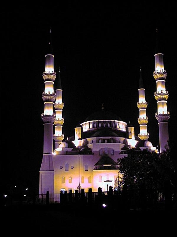 Специально к Олимпиаде в Сочи построят мечеть