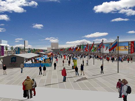 Архитектор Турина Алессандро Дзоппини поможет строить объекты в Сочи.