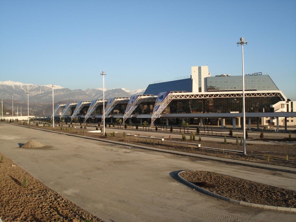 Новые аэропорты, ВПП для Сочи