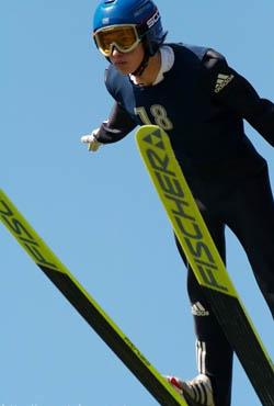 Прыжки на лыжах с трамплина - Ski Jumping