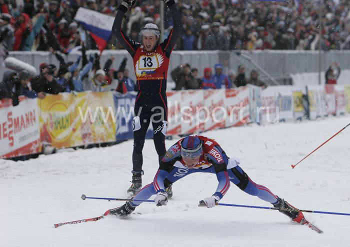 Лыжегоночная трасса для Игр будет готова к 2010 году