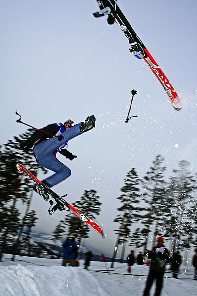 Олимпизм: Человек подходит к пределу физических возможностей